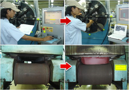 Cost Of Air Conditioner >> KAIZEN Activities - NISSAN SPRING (THAILAND) CO.,LTD.