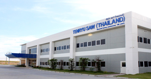 Contact Us | TENRYU SAW (THAILAND) CO , LTD  - Manufacture