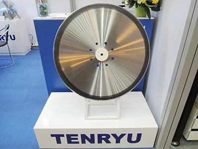 Exhibition | TENRYU SAW (THAILAND) CO , LTD  - Manufacture