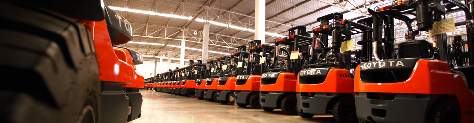 Used Forklift | Sale, Lease and Service of Toyota Forklift